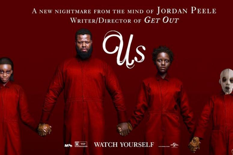 """2019 Movies Horror Poster: We Are """"Us"""". : ThyBlackMan"""