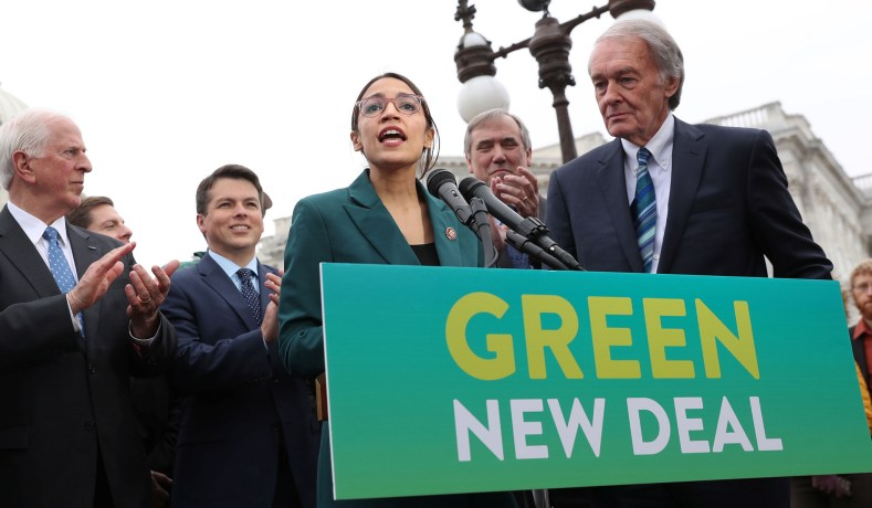 Is the Green New Deal the Right Way Forward?