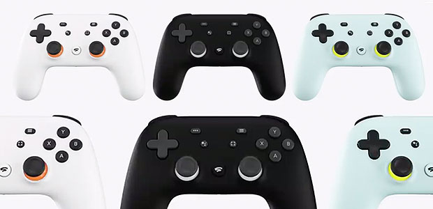 Here's How Google Stadia Controller Works.