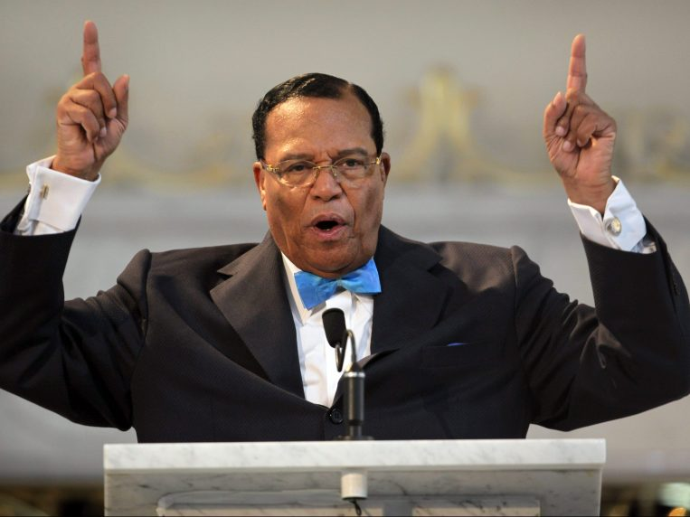 Louis Farrakhan And Alt-Right: Flip Sides Of Same Coin?