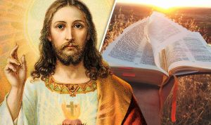 """The Fake """"Christian"""" White-Washed Messiah In Jesus Name."""