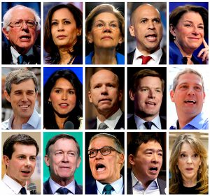 The Democrat Prospects Are Bleak As The Wacky Pack Takes Over.