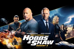 Movie Review; Fast & Furious Presents: Hobbs & Shaw.