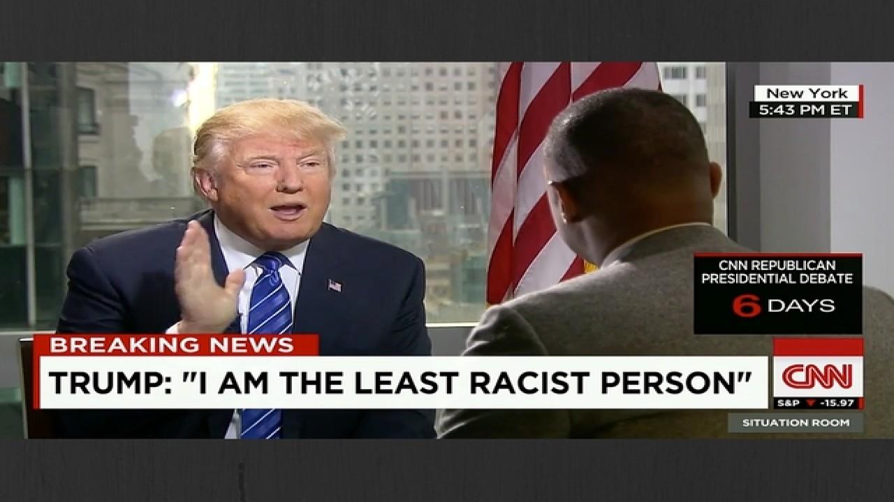 Trump Rassist