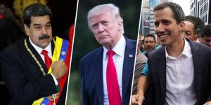 Why Donald Trump's Tough Trade Dealings With China Hinges on Venezuela.