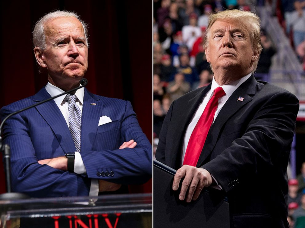Like Donald Trump, Joe Biden Would Be a Right-Wing President.