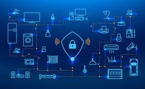 The 5 steps to enhance IoT security.