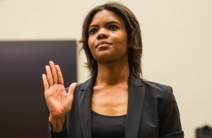 Candace Owens The Black Princess Of White Bigotry; Black America & Black Conservatism Not Mixing.