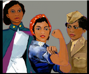 Invisible Warriors, a Documentary about Black Women During WWII.