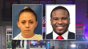 """(In)Justice in Dallas: The Murder of Botham Jean by former Dallas Police Officer Amber Guyger""."
