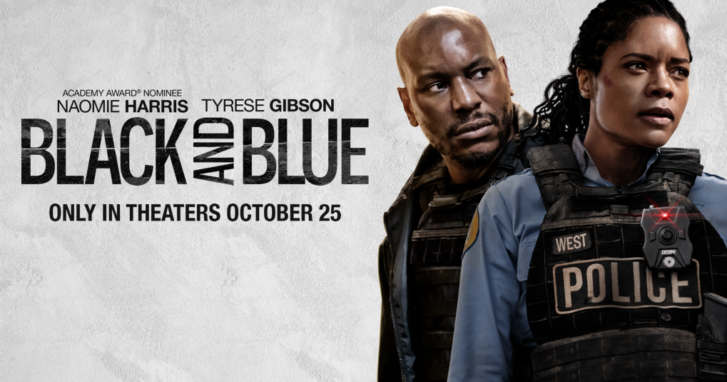 Film Review; Black and Blue.