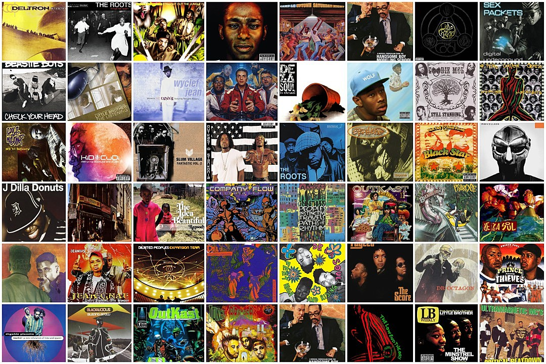 10 Classic Hip Hop Albums You Need to Check Out.