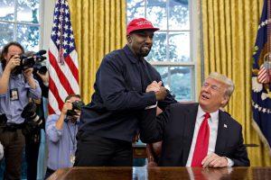 When Kanye West Cut Donald Trump Lose I'll Listen.