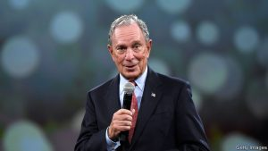 Former New York City Mayor Michael Bloomberg: Tax the Poor for Their Own Good.