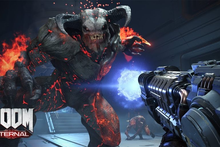 Doom Eternal Developers Explain The Gameplay Thyblackman
