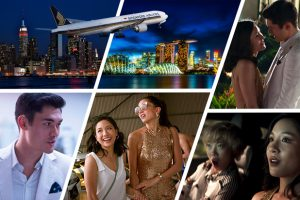 From Rags To Riches: The Singapore Story.