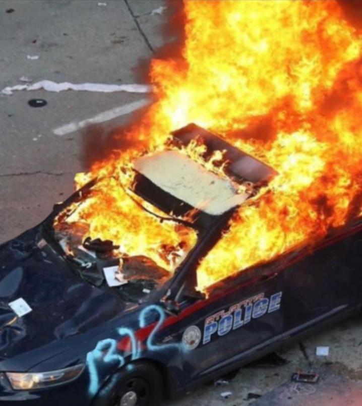 The Burning Of America - Again.