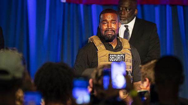 Rapper Kanye West's Run Makes Options for Many Young Americans (Especially African Americans) Stronger.