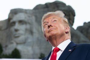 A culture war battle Donald Trump can win.