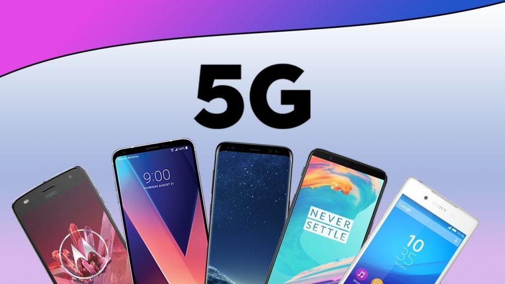 5G phones - 5G PHONES