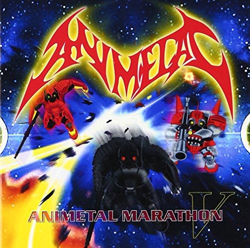 Animetal - Animetal Marathon V (2003)
