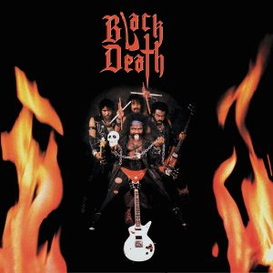 black death rock - black heavy metal - BLACK ROCK