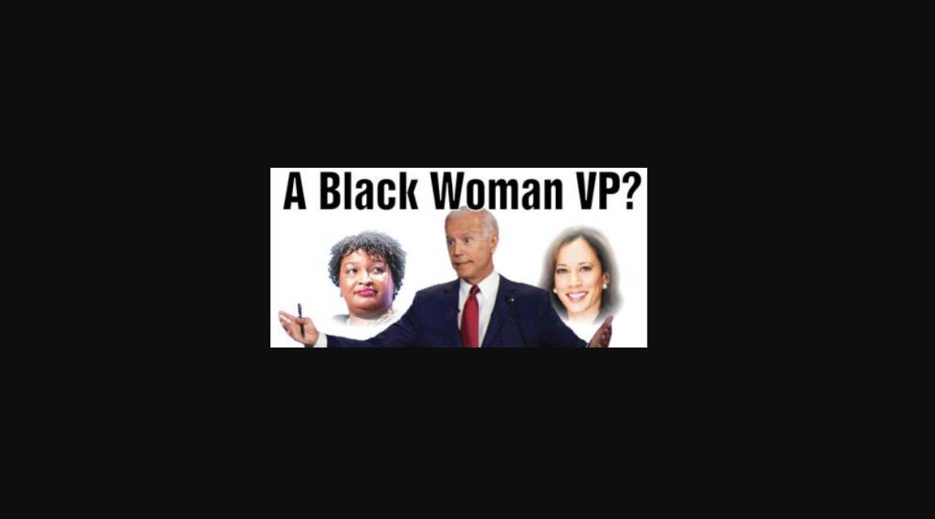 donald trump - vp - black woman