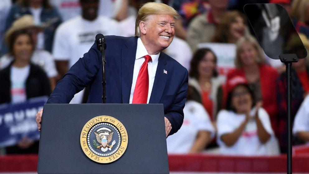 Donald Trump Campaign 2020