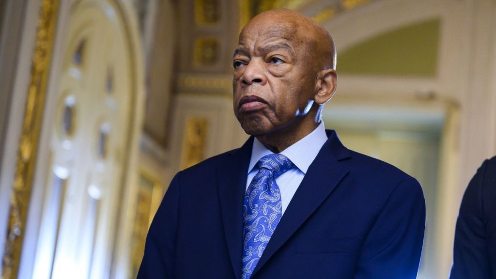 Rep. John Lewis - Black Panther Party