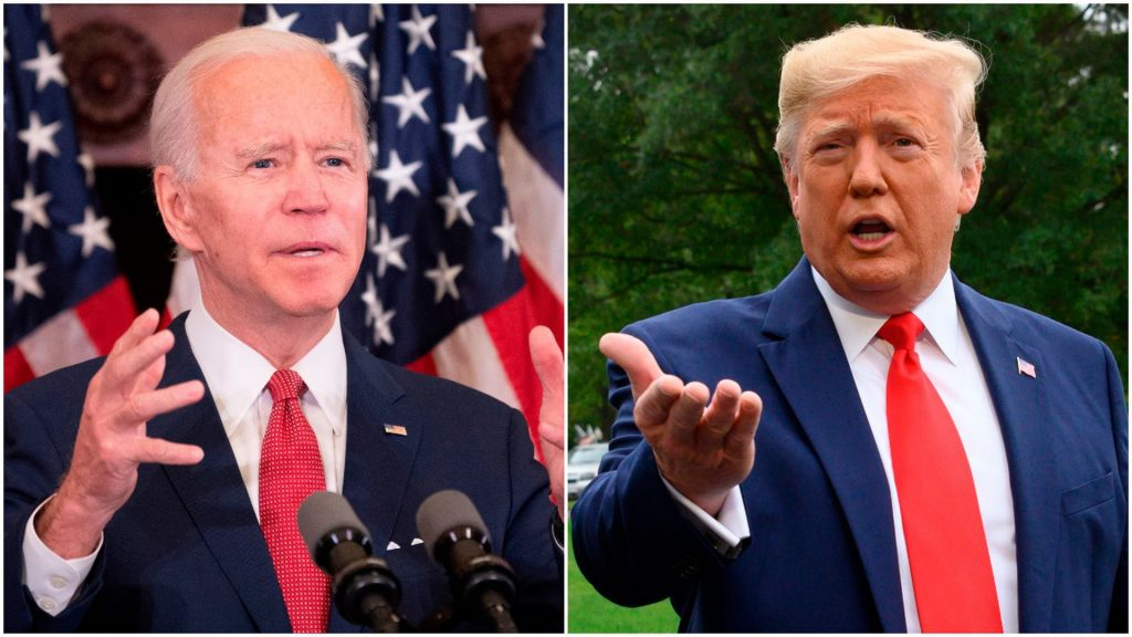 Donald Trump - Joe Biden Debate - Debates