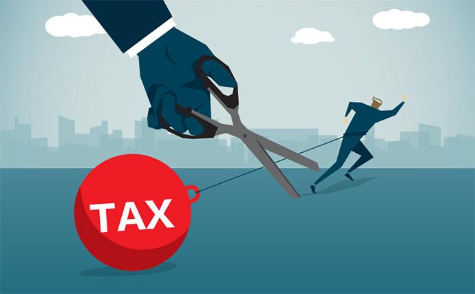 Tax Cut 2020