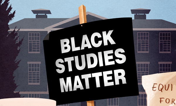 Not For Black Studies Students Only.