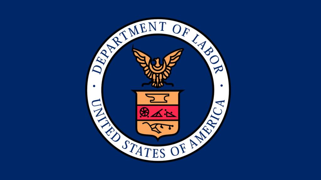 donald trump - department of labor