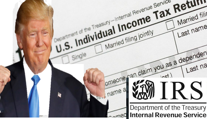 donald trump taxes