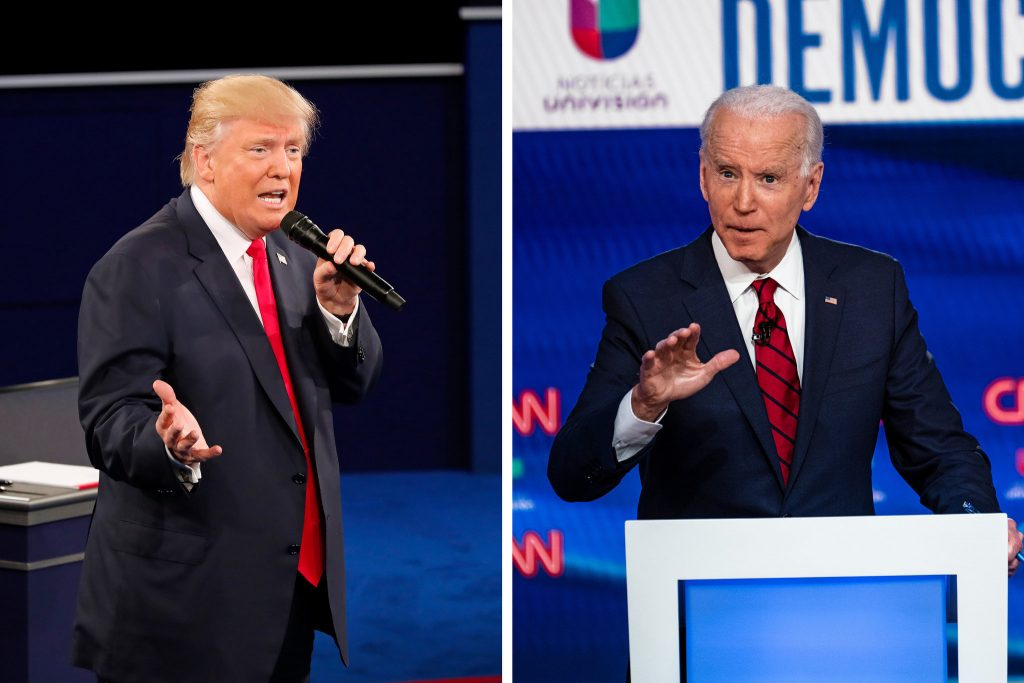 Biden - Trump - Debate