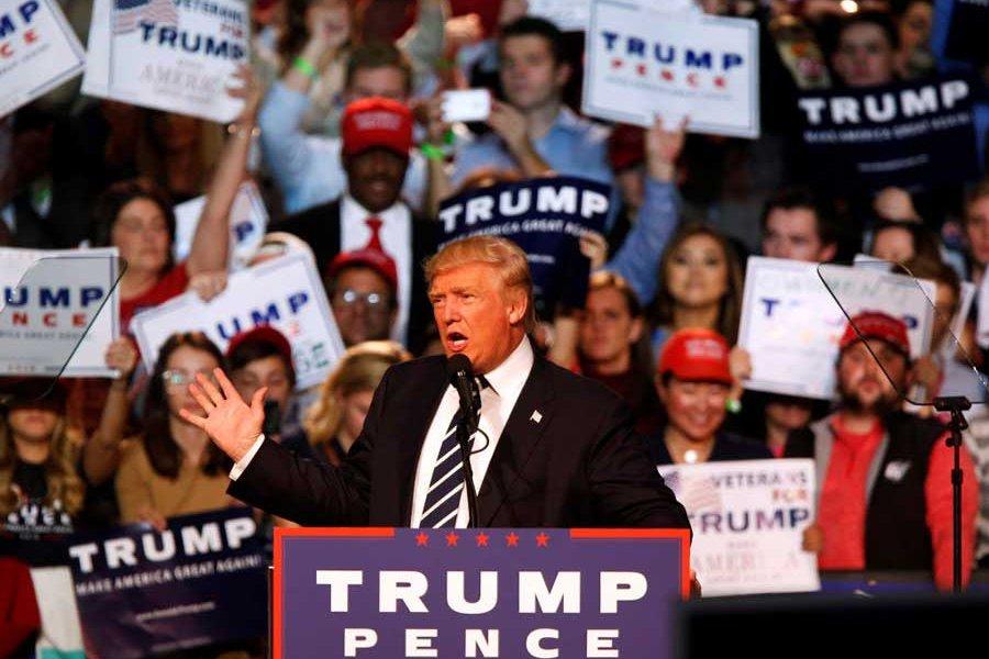 donald trump WHITE VOTERS IN 2020