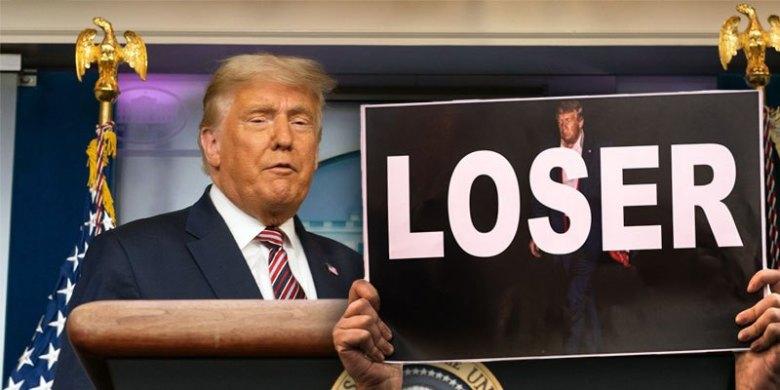 donald trump loser