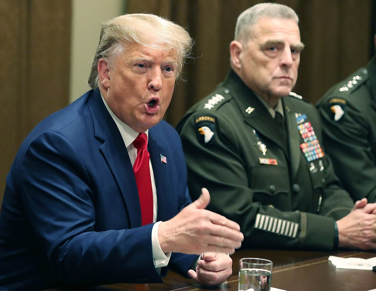Is Donald Trump exiting Afghanistan – to attack Iran?