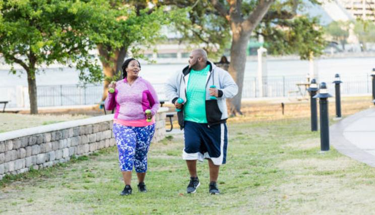 Black Man Weight Loss