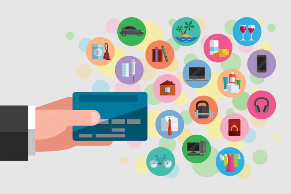Consumer spending 2021