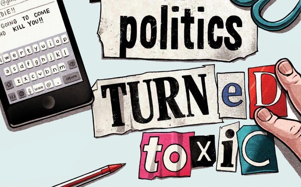 politics turn toxic