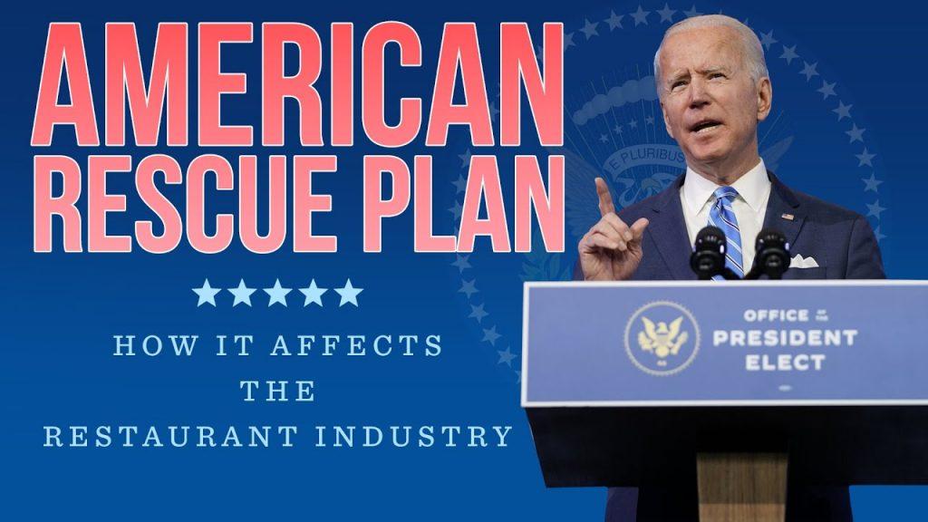 American Rescue Plan 2021