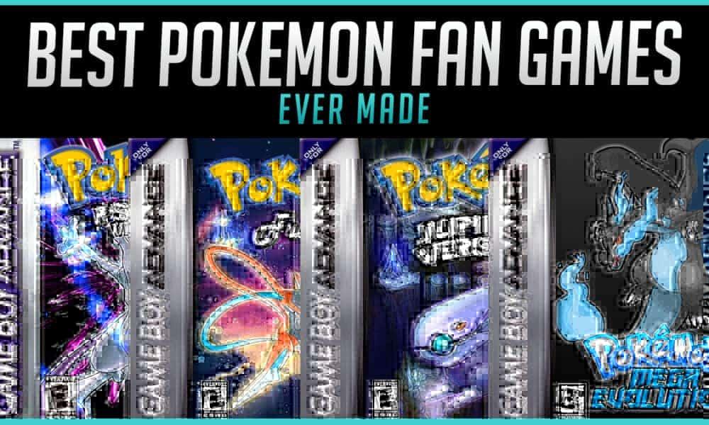 2021 pokeman fan games