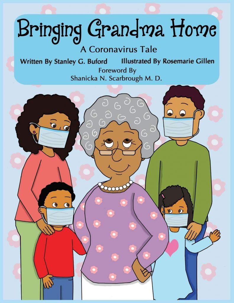 Book Review - Amazon.com - Bringing Grandma Home: A Coronavirus Tale