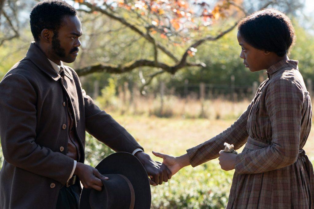 2021 Movie ReviewThe Underground Railroad Movie,