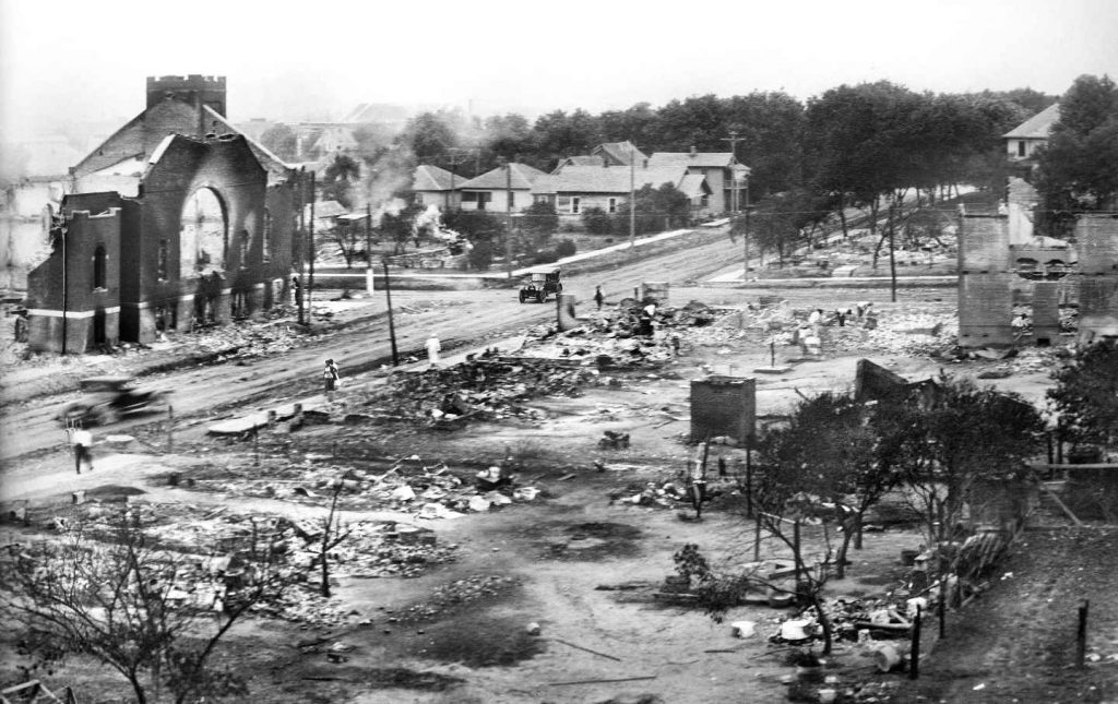 Tulsa Massacre - 2021 - 2021