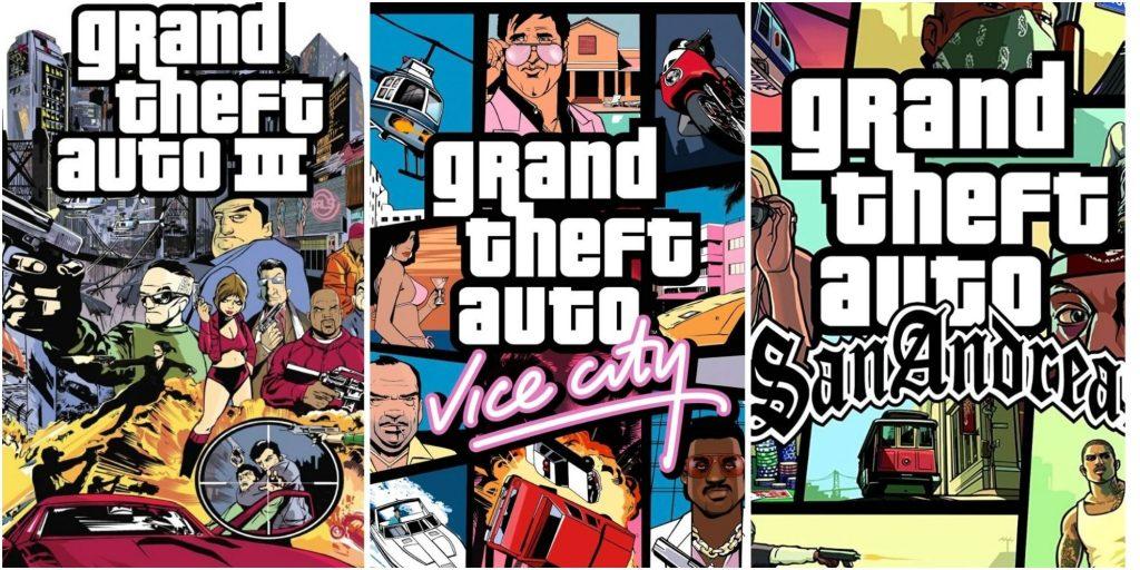 2021 Grand Theft Auto Spinoffs.