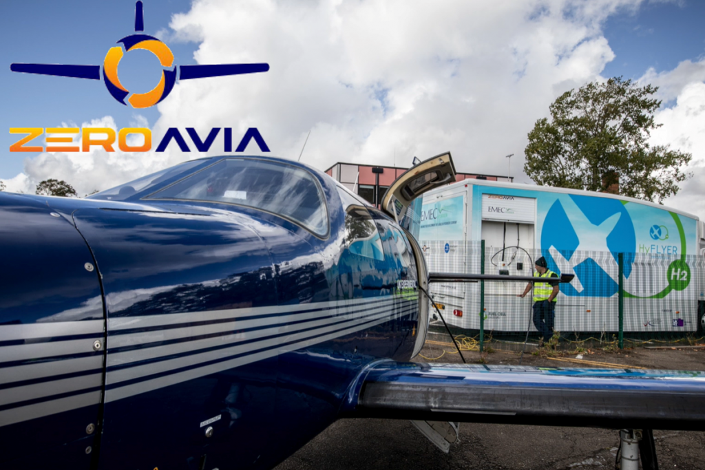 2-21 New Fleet of Planes Poised to Expand ZeroAvia Hydrogen-Fueled Air Travel