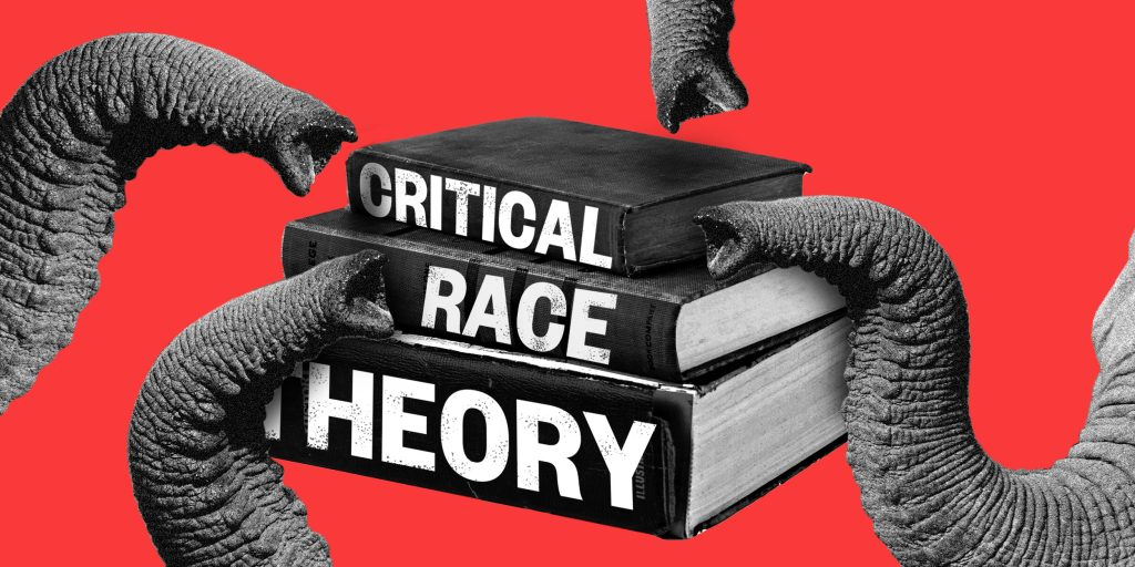 Why Conservatives Loathe any Talk of Critical Race Theory