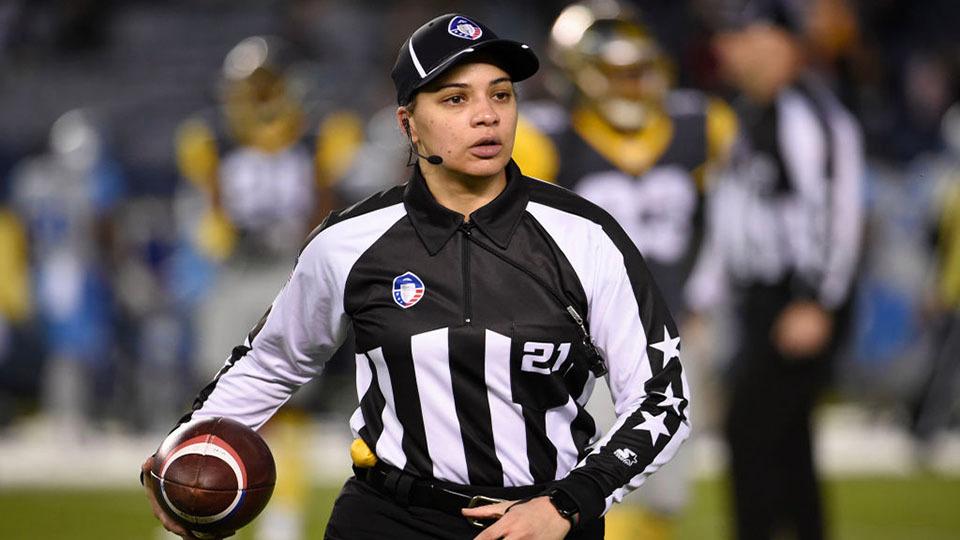 Maia Chaka's NFL hire